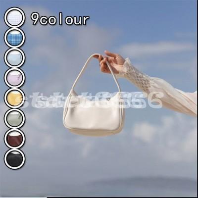 ハンドバッグ レディースPU革 ショルダーバッグ ハンドバッグ フェイクレザー ファッション 鞄 通勤用バッグ シンプル かばん 肩掛け 斜め掛