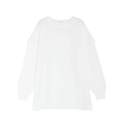 【公式】LAGUNAMOON(ラグナムーン)タックスリーブロングTシャツ