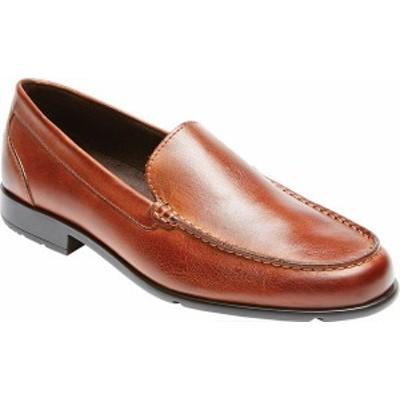 ロックポート メンズ ドレスシューズ シューズ Classic Loafer Lite Venetian Cognac Leather