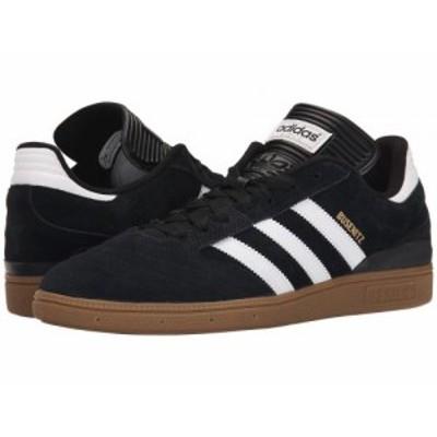 adidas Skateboarding アディダス メンズ 男性用 シューズ 靴 スニーカー 運動靴 Busenitz Pro Black/White/Metallic Gold【送料無料】