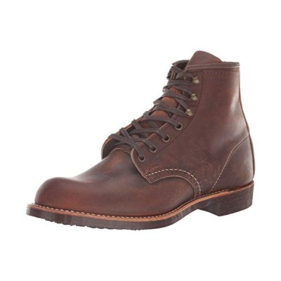 Red Wing Heritage Men's Blacksmith Work Boot, Copper Rough and Tough, 8 D US【並行輸入品】