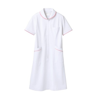 MONTBLANC 73-1532 ナースワンピース(半袖)(女性用) ナースウェア・白衣・介護ウェア