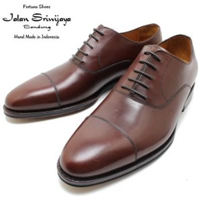 JALAN SRIWIJAYA ジャランスリウァヤ 98317 内羽ストレートチップ レザーソール CASTAGNA ビジネス/ドレス/紐靴/革靴/メンズ