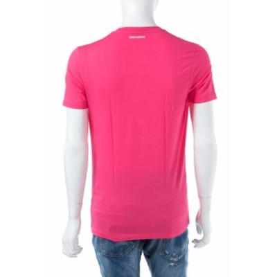 ディースクエアード DSQUARED2 Tシャツアンダーウェア ピンク メンズ (D9M450900)