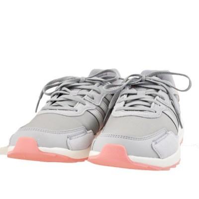 レディース 靴 スニーカー アディダス レトロランW レトロランニング ライトグラナイト/グレーツー/ブライトシアン(グレーコンビ) EG4216