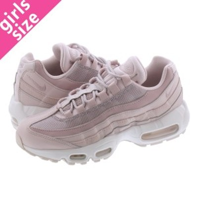 NIKE WMNS AIR MAX 95 ナイキ ウィメンズ エア マックス 95 BARELY ROSE/PLUM CHALK/SILVER LILAC ci3710-600