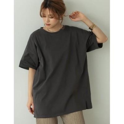 tシャツ Tシャツ USAコットンバックハギ半袖Tシャツ