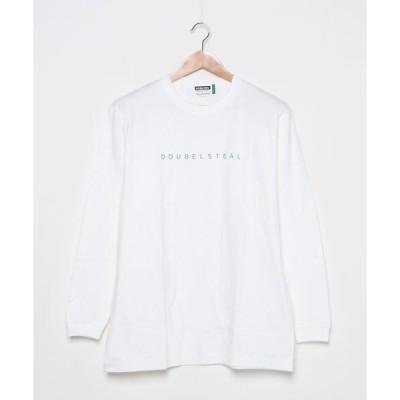 tシャツ Tシャツ 3D Small Logo ヘビーウェイト長袖Tシャツ