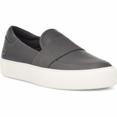 アグ UGG レディース スニーカー シューズ・靴 Chayze Platform Sneaker Charcoal Leather