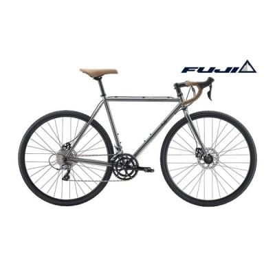 (店舗受取送料割引)フジ(FUJI) 20'FEATHER CX+(2x8s)グラベルロードバイク