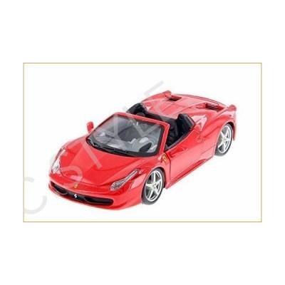 フェラーリ 458 Spider レッド 1/24 by Bburago 26017