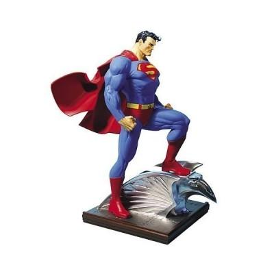 スーパーマン Superman ミニ Statue(海外取寄せ品)