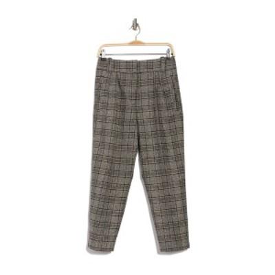 レイス レディース カジュアルパンツ ボトムス Arya Check Pleated Trousers MULTI