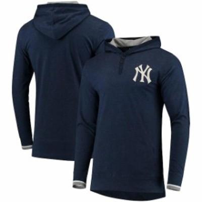 Mitchell & Ness ミッチェル アンド ネス スポーツ用品  Mitchell & Ness New York Yankees Navy Seal The Win Long Sle