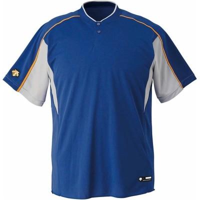 ジユニアベースボールシヤツ デサント(descente) ヤキュウソフトベースボールTシャツ (jdb104b-rysl)