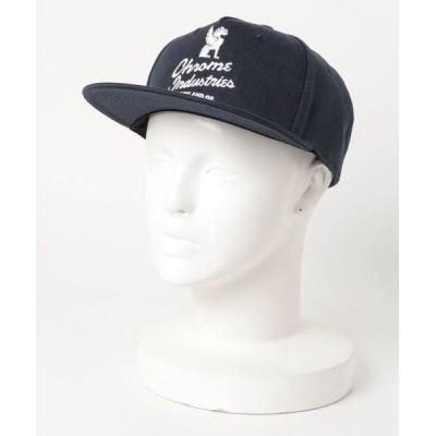 CHROME / 5 PANEL CAP / ファイブ パネル キャップ MEN 帽子 > キャップ
