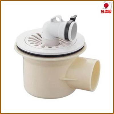 洗濯機排水トラップ H5553-50 ▼VP・VUパイプ兼用です