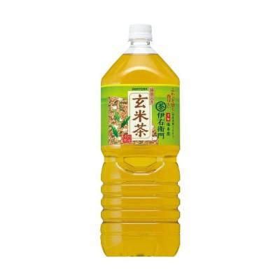 サントリー 緑茶伊右衛門 玄米茶 2L×6本 その他