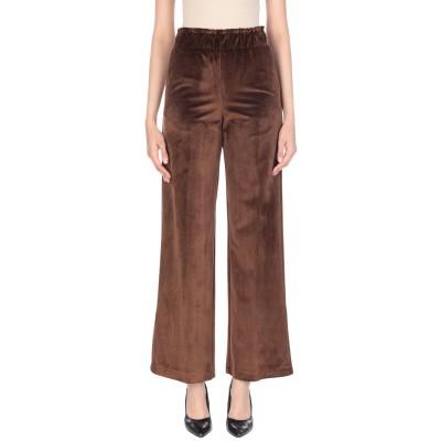 RUE•8ISQUIT パンツ ブラウン 44 ポリエステル 100% パンツ