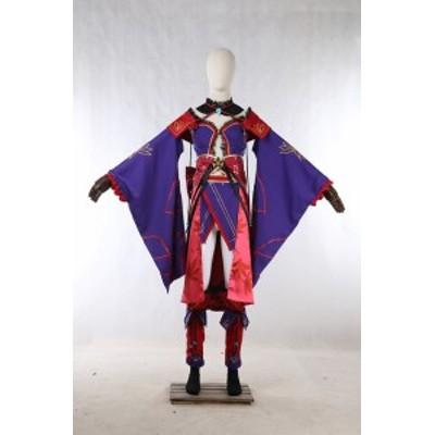 FateGrand Order フェイトグランドオーダー 宮本 武蔵 みやもと むさし fate FGO コスプレ 用 衣装  コスプレ衣装 ハロウィン