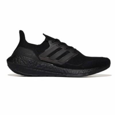adidas Running アディダス メンズ 男性用 シューズ 靴 スニーカー 運動靴 Ultraboost 21 Core Black/Core Black/Core Black【送料無料】