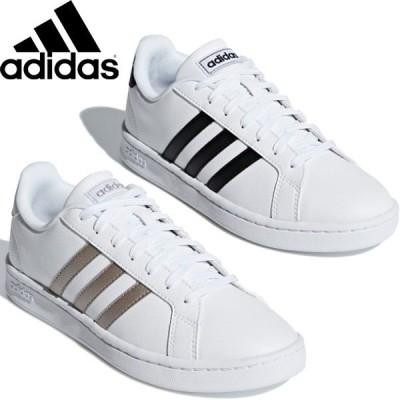 ◆◆ <アディダス> 【adidas】19FW レディース グランドコート LEA W スニーカー カジュアル シューズ F36483 F36485
