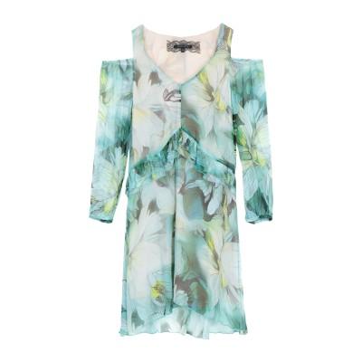 パトリティア ペペ セーラ PATRIZIA PEPE SERA ミニワンピース&ドレス スカイブルー 40 シルク 100% ミニワンピース&ドレス
