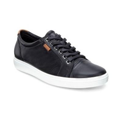 エコー レディース スニーカー シューズ Women's Soft 7 Sneakers Black