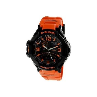 腕時計 カシオ Casio Men's G-Shock GA1000-4A Grey Resin Japanese Quartz Diving Watch