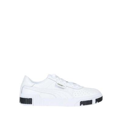 プーマ Puma  レディース スニーカー シューズ 靴 ホワイト