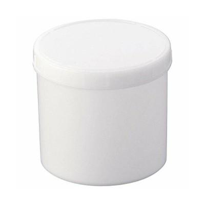 サンプラテック ハイパック容器2160 1L プラスチック本体・蓋 ポリプロピレン樹脂 中栓 ポリエチレン樹脂 日本