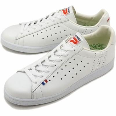 PATRICK パトリック スニーカー 靴 QUEBEC ケベック WHT(119630)