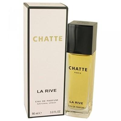 コスメ 香水 女性用 Eau de Parfum  Chatte La Rive for Women Eau De Parfum Spray 3 oz / 90 ml. 送料無料
