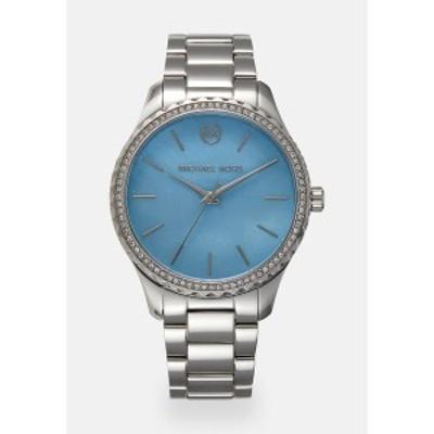 マイケルコース レディース 腕時計 アクセサリー LAYTON - Watch - silver-coloured silver-coloured