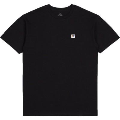 ブリクストン Brixton メンズ Tシャツ トップス alton t-shirt Black