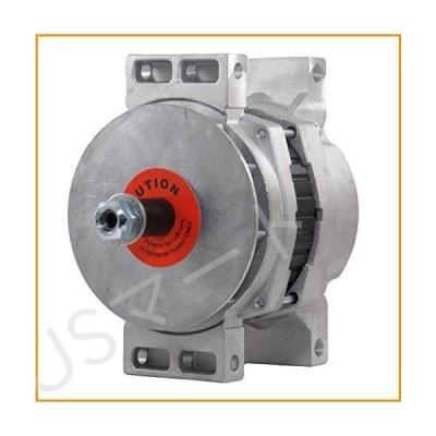 Rareelectrical NEW 160 AMP オルタネーター COMPATIBLE WITH ISUZU TRUCK FRR FSR FTR FVR 19020812 10459483 19020384