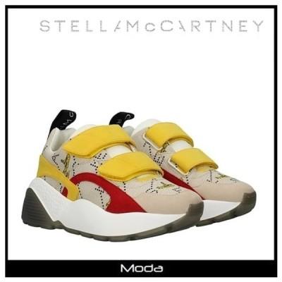 ステラマッカートニー スニーカー メンズ ベージュ Stella McCartney 靴