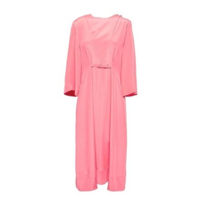 TIBI シルクドレス ファッション  レディースファッション  ドレス、ブライダル  パーティドレス ピンク