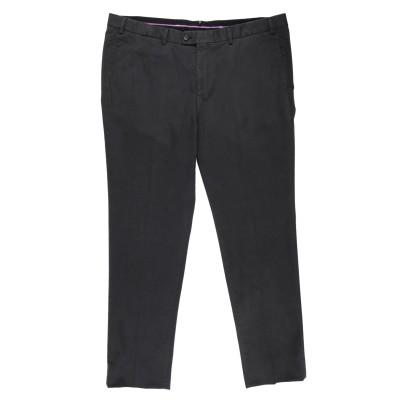 HILTL パンツ ブラック 50 コットン 97% / ポリウレタン 3% パンツ