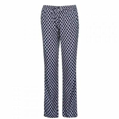 マックスマーラ Max Mara Studio レディース ボトムス・パンツ MMS Edam Trousers BLUE/BIANCO