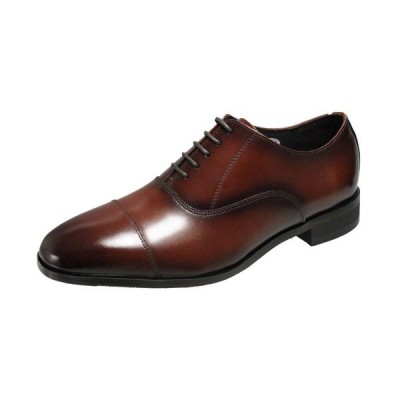 マドラスモデロメンズシューズ5124ライトブラウン内羽根ストレートチップ紳士靴