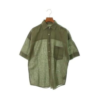 YANUK(レディース) ヤヌーク カジュアルシャツ レディース