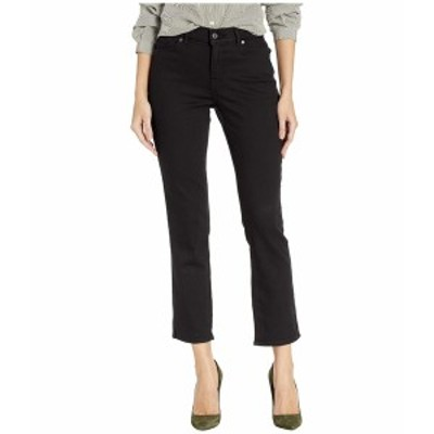 リーバイス レディース デニムパンツ ボトムス Classic Straight Jeans Soft Black