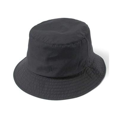 アンシャポー un chapeau(アンシャポー) カジュアルハット 帽子 ハット レディース UVケア 紫外線対策 春夏 ゴム入り バケッ