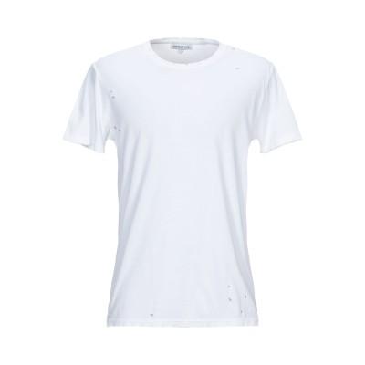 ALTERNATIVE® T シャツ ホワイト XL コットン 100% T シャツ