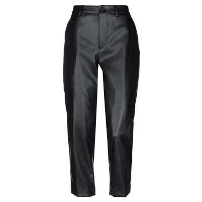 ベルウィッチ BERWICH パンツ ブラック 42 レーヨン 55% / ポリウレタン 45% パンツ