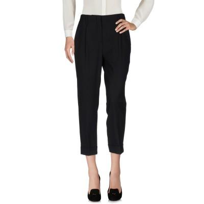 トゥルー ロイヤル TRUE ROYAL パンツ ブラック 40 ウール 99% / ポリウレタン 1% パンツ
