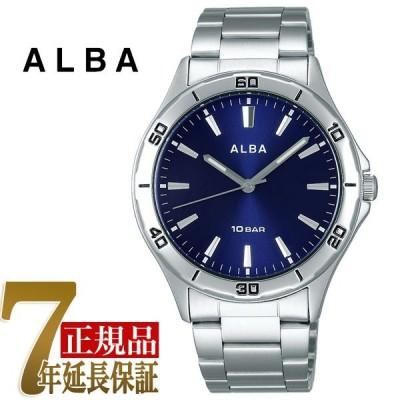 セイコー アルバ SEIKO ALBA クオーツ メンズ 腕時計 AQPK411