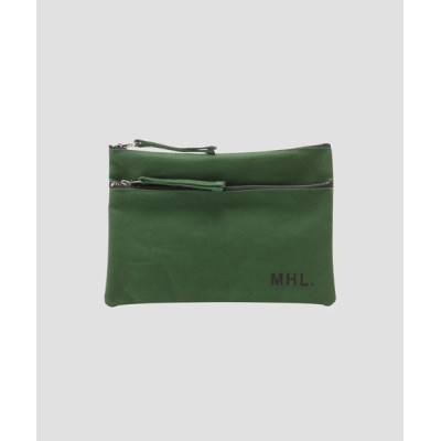 MARGARET HOWELL / BASIC COTTON CANVAS(MHL SHOP限定) WOMEN 財布/小物 > ポーチ