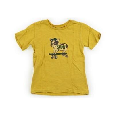 プティマイン petitmain Tシャツ・カットソー 110サイズ 男の子 子供服 ベビー服 キッズ